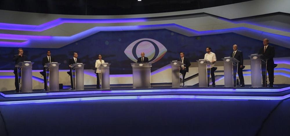 Convergência: debate entre presidenciáveis bate recorde de audiência ao vivo no YouTube